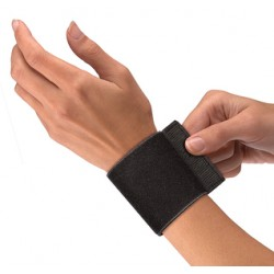 ELASTIC WRIST SUPPORT WITH...