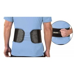 ADJUSTABLE BACK SUPPORT -...