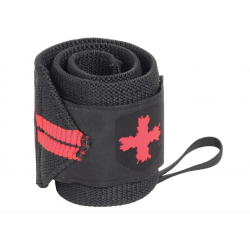 RED LINE WRIST WRAP BLACK -...