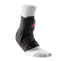 ANKLE SUPPORT BRACE WITH...