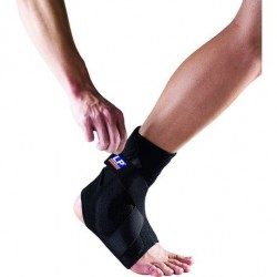ANKLE SUPPORT WITH PLASTIC...